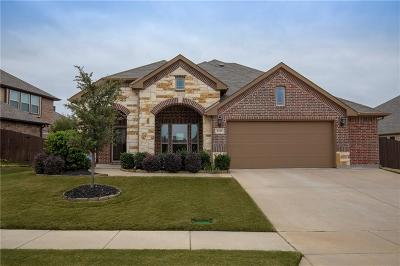 Denton County Single Family Home For Sale: 8212 Yukon Lane