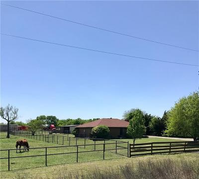 Denton County Single Family Home For Sale: 6687 Michael Road
