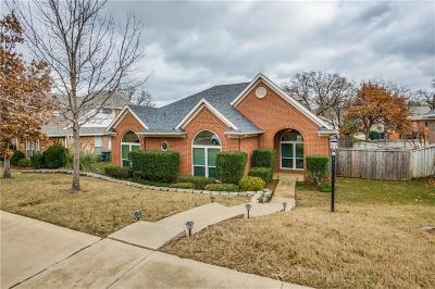 Lewisville Single Family Home Active Option Contract: 2219 Swallow Lane