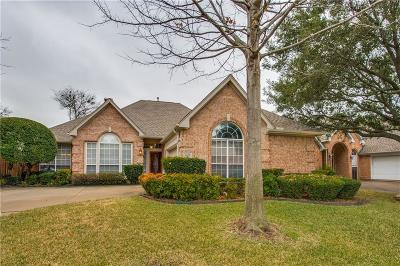 Allen Single Family Home Active Option Contract: 1435 Lone Star Court