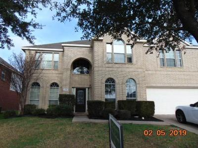 Mansfield Single Family Home For Sale: 706 Crockett Drive