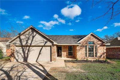 Fort Worth Single Family Home For Sale: 2733 Meaders Avenue