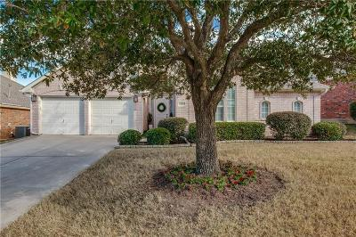 Keller Single Family Home Active Option Contract: 1207 Marblewood Drive