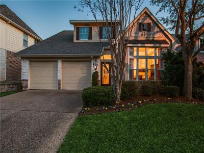 Single Family Home For Sale: 7946 Glade Creek Court