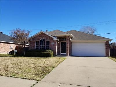 Midlothian Single Family Home For Sale: 1218 Misty Meadow Drive