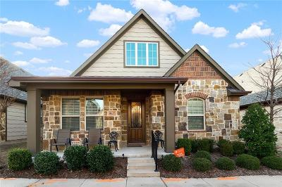 McKinney Single Family Home For Sale: 8637 Gracewood Drive