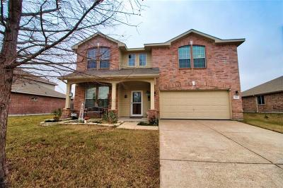 Waxahachie Single Family Home For Sale: 216 Goodnight Lane