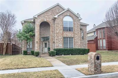 Plano Single Family Home For Sale: 8809 Casa Grande Drive