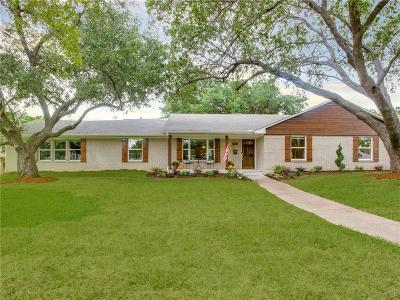 Dallas Single Family Home For Sale: 3715 Vancouver Drive