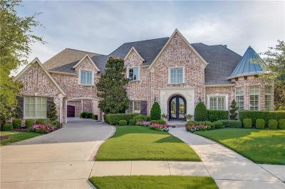 Frisco Single Family Home For Sale: 6164 Cove Creek Lane