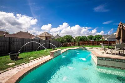 Rowlett Single Family Home For Sale: 9301 Waterview Parkway