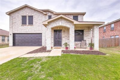 Grand Prairie Single Family Home Active Option Contract: 2444 Arroyo Springs Drive