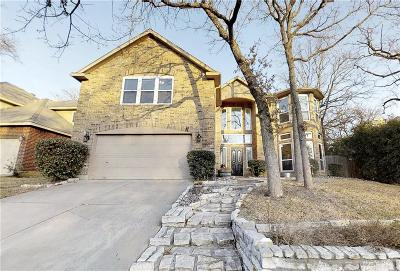 Hurst, Euless, Bedford Single Family Home For Sale: 3508 Creekside Court