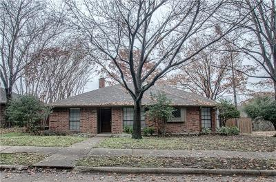 Rowlett Single Family Home For Sale: 3509 Scott Drive