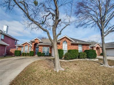 Rockwall Single Family Home For Sale: 820 Bear Branch Court