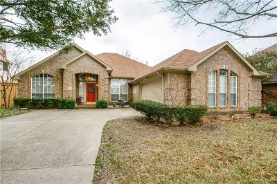 Mesquite Single Family Home For Sale: 1723 Vicksburg Drive