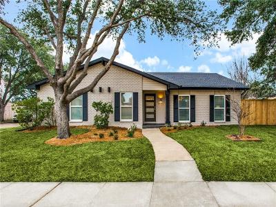 The Colony Single Family Home Active Option Contract: 5101 Hetherington Place