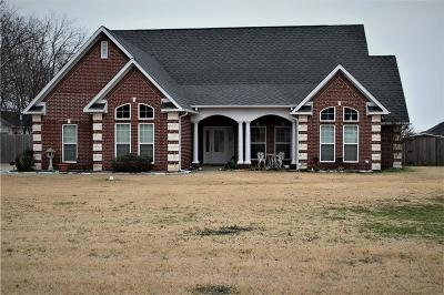 Van Alstyne Single Family Home Active Option Contract: 1754 Sportsman Lane