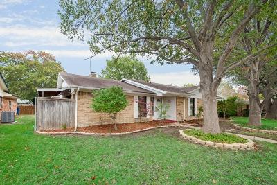 Single Family Home For Sale: 5106 Willowhaven Circle