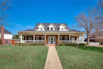 Rockwall Single Family Home Active Contingent: 7136 Hunt Lane