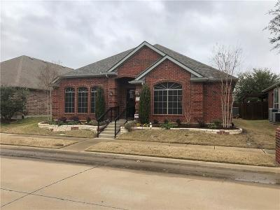 McKinney Single Family Home For Sale: 5916 Desperado Drive
