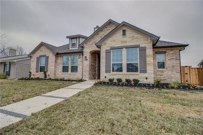 Rowlett Single Family Home For Sale: 8206 Chesham Drive