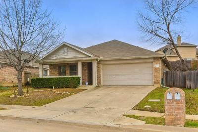 Fort Worth Single Family Home For Sale: 2704 Big Spring Drive