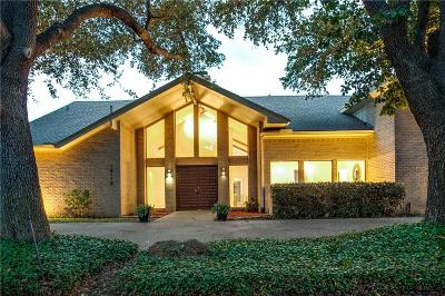 Single Family Home For Sale: 16119 Red Cedar Trail