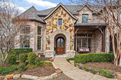 McKinney Single Family Home Active Option Contract: 7212 Buckleigh Point Court