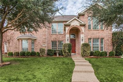 Frisco Single Family Home Active Contingent: 2090 Countryside Drive