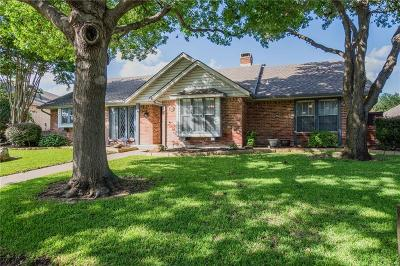 Denton County Single Family Home For Sale: 1939 Camden Way