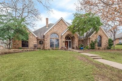 Hurst, Euless, Bedford Single Family Home For Sale: 3921 Laurel Lane