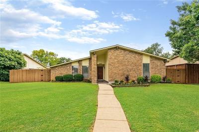 Plano TX Single Family Home For Sale: $312,000