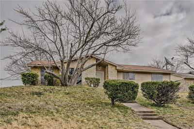 Dallas Single Family Home For Sale: 7728 Lost Mirage Drive