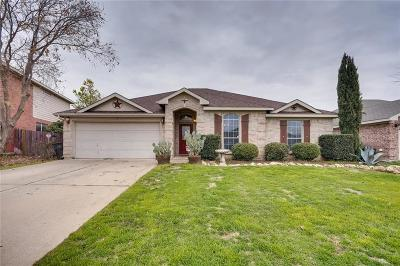 Fort Worth Single Family Home For Sale: 3932 Silver Springs Drive
