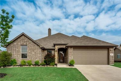 Crandall, Combine Single Family Home For Sale: 130 Harvest Way