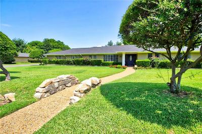 Dallas Single Family Home For Sale: 4109 Allencrest Lane