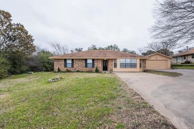 Granbury Single Family Home For Sale: 716 Heritage Trail
