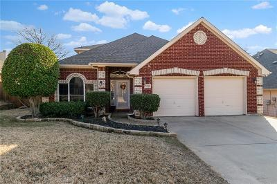 Denton Single Family Home For Sale: 3700 Saint Johns Drive