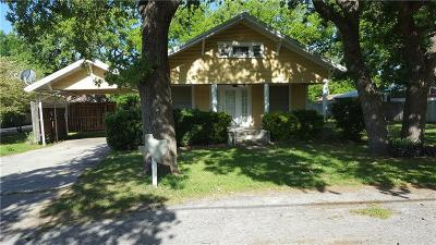 Eastland County Single Family Home For Sale: 512 Main S