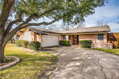 Single Family Home For Sale: 3709 Classic Drive