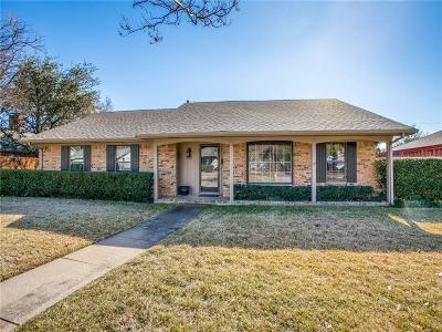 Richardson Single Family Home For Sale: 1429 Chippewa Drive
