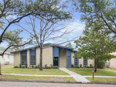 Dallas Single Family Home For Sale: 10848 Villa Haven Drive