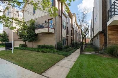 Dallas, Fort Worth Condo For Sale: 5814 Bryan Parkway #50