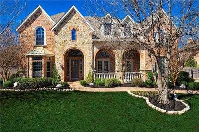 Southlake TX Single Family Home For Sale: $800,000