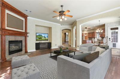 Denton County Single Family Home For Sale: 3390 Castlewood Boulevard