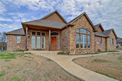 Burleson Single Family Home For Sale: 1232 County Road 1021