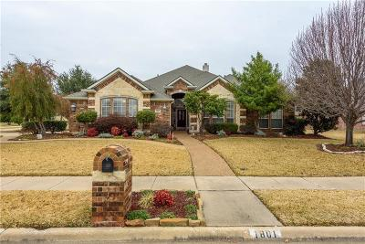 Corinth TX Single Family Home Active Option Contract: $396,900