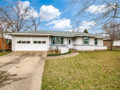 Irving Single Family Home For Sale: 219 W Highland Drive