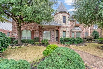 Allen Single Family Home For Sale: 1229 Waterford Way